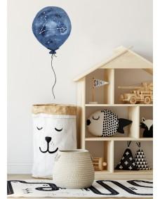 Wallstickers - Stjerne ballon Fisken