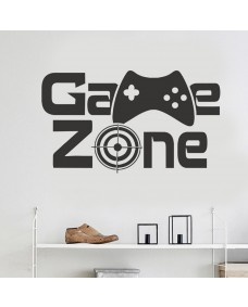 Wallstickers - Game zone