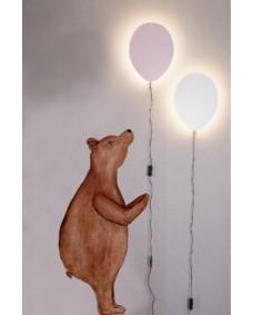 Wallstickers -  Den store bjørn
