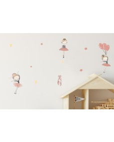 Wallstickers - Ballerina