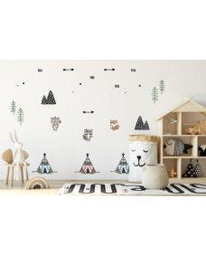 Wallstickers -  Wildlings