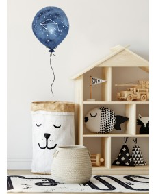 Wallstickers - Stjerne ballon Vægten
