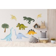 Wallstickers - Dinosaurus