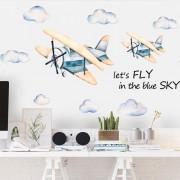 Wallstickers- Flyet
