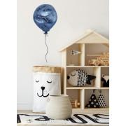 Wallstickers - Stjerne ballon Krebsen