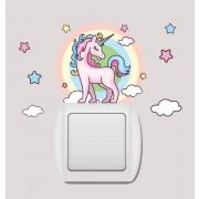 Switch sticker  -  Unicorn