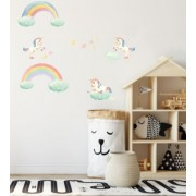 Wallstickers -  Unicorn