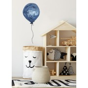 Wallstickers - Stjerne ballon Vandmanden